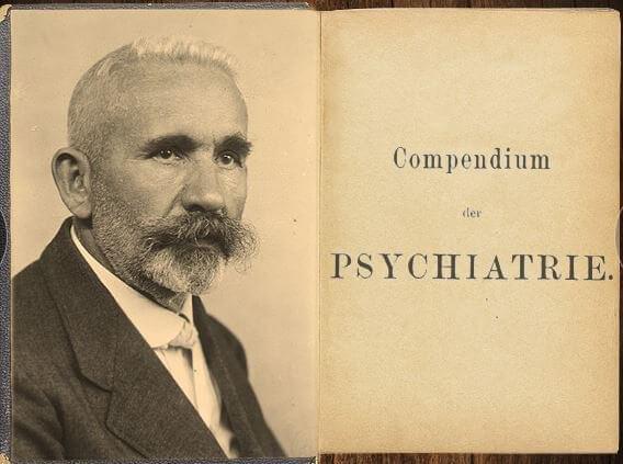 manual de psiquiatria de Emil Kraepelin