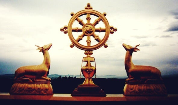 Dharma, un camino hacia el entendimiento y sentido vital