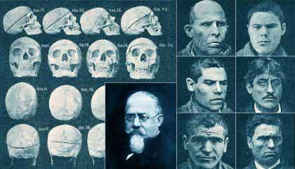 Cesare Lombroso y su clasificación de los criminales