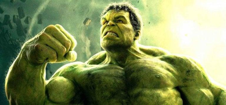 El síndrome de Hulk, la pesadilla de Bruce Banner