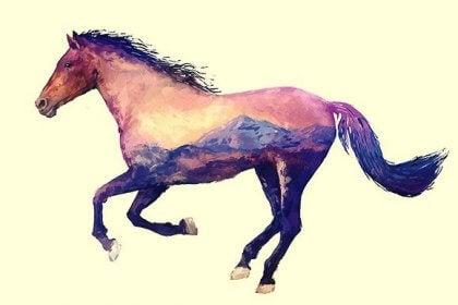 El caballo perdido, una fábula china