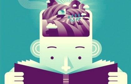Niño leyendo un libro de neuroeducación