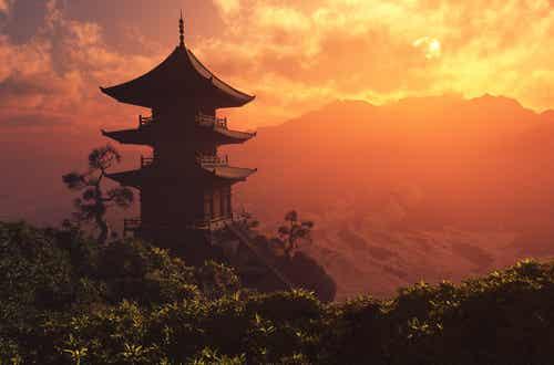 Bokuden, una bella historia oriental