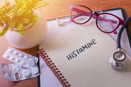 Histamina: características y funciones