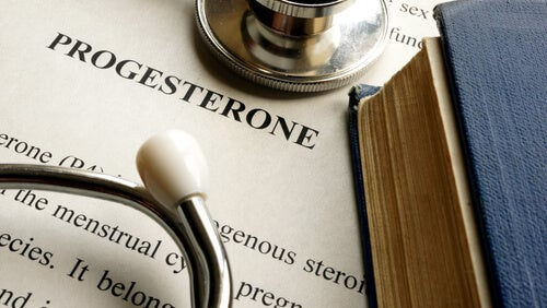 Palabra progesterona