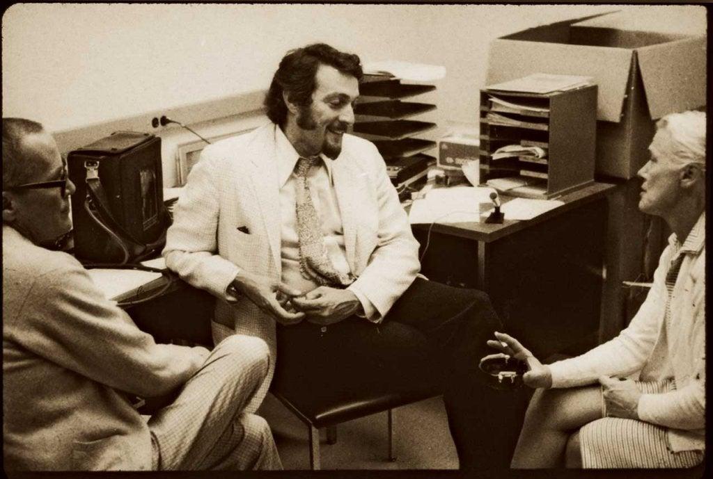 Philip Zimbardo en el experimento de la prisión de Stanford