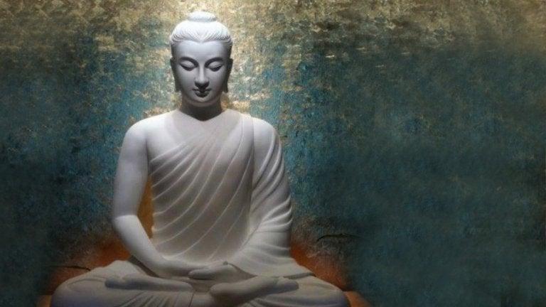 5 consejos del budismo para enfrentar el caos
