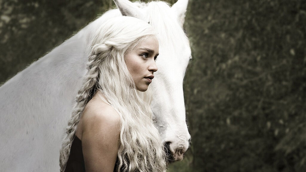 Daenerys, ser mujer líder en un mundo de hombres