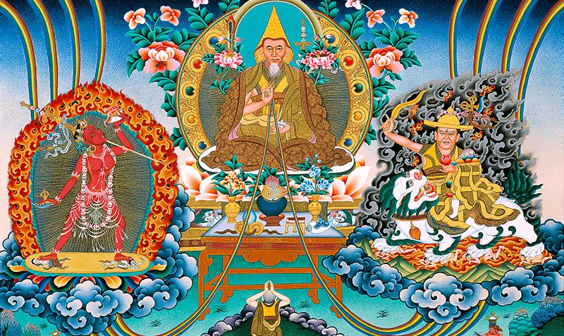 Los 8 dharmas mundanos: el arte del desapego y la impermanencia