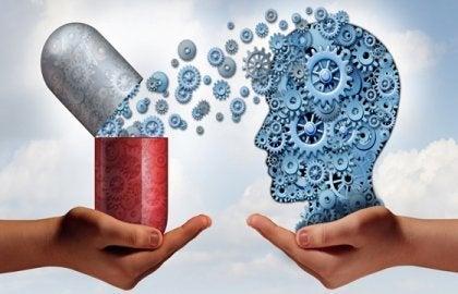 Efectos de las benzodiazepinas en directo