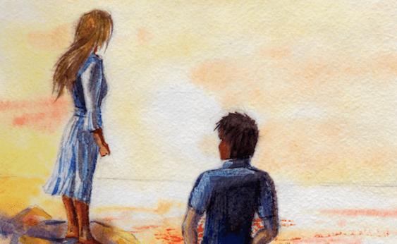 pareja trabajando la inteligencia emocional para sanar heridas
