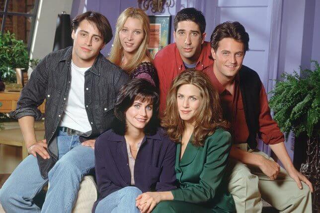 Friends: la serie que marcó una generación