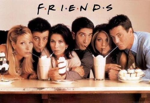 Personajes de Friends