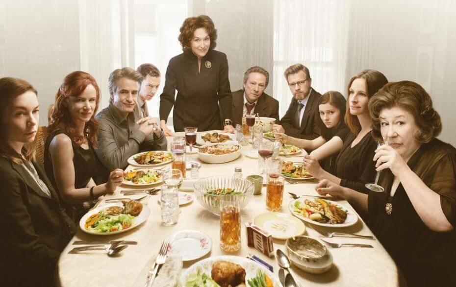 Agosto, la película: roles familiares que causan daño psicológico
