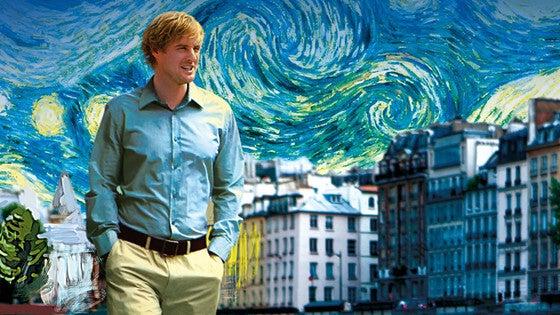 Medianoche en París, vivir soñando