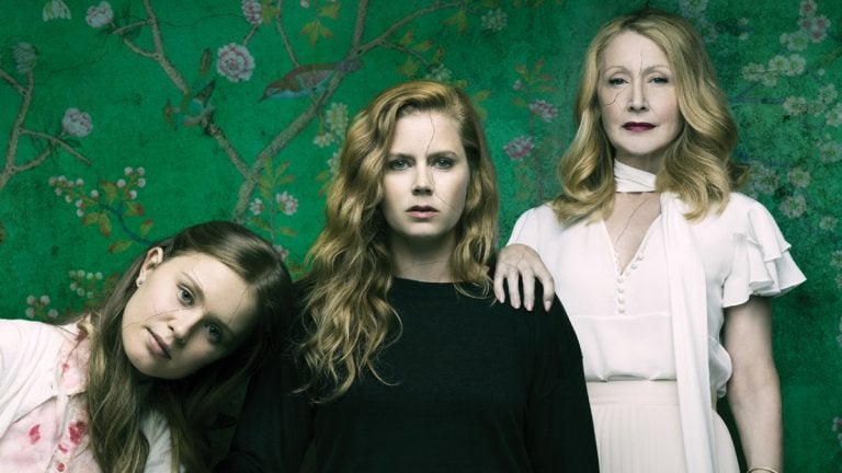 Sharp Objects, una visión de las tendencias autodestructivas
