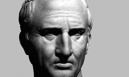7 frases de Cicerón, un filósofo humanista de alcance universal