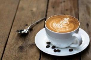 taza con olor a café