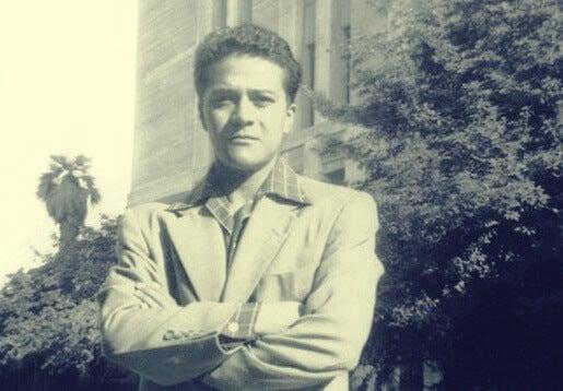 Carlos Castaneda joven