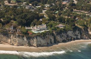 Casa de Bárbara Streisand