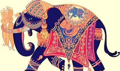 El elefante que perdió su anillo de bodas, una historia para pensar