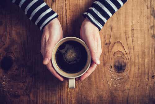 Los efectos de la cafeína en la depresión