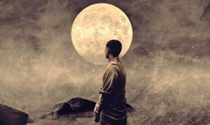 El maestro budista, una bella leyenda oriental