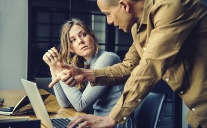 Narcisistas en el trabajo: ambientes tóxicos y poco productivos