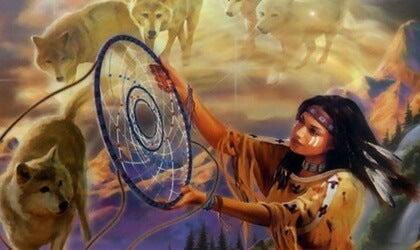 El cazador de sueños, una hermosa leyenda Lakota