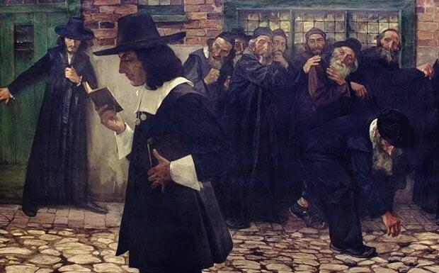 imagen representando las frases de Spinoza