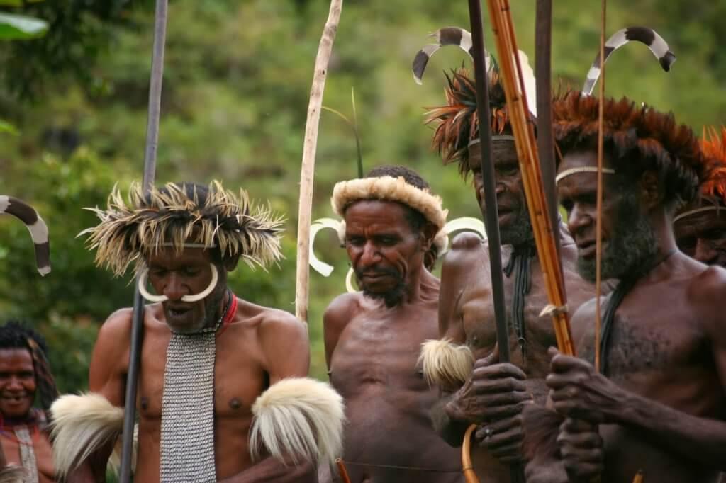 Tribu del Valle de Baliem