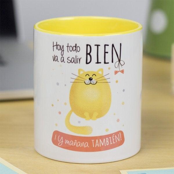 Taza de Cafe Gato