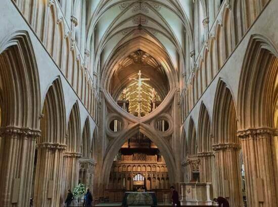 Catedral Gótica de Wells