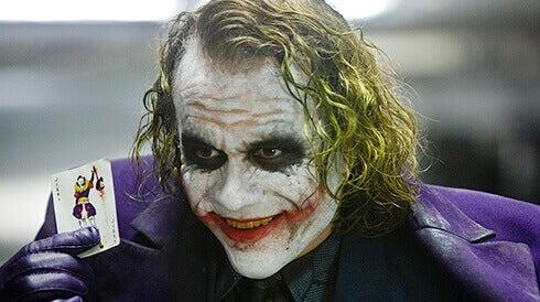 El Joker, el perfecto villano