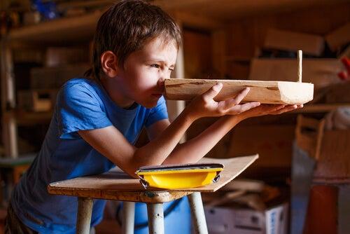Cómo enseñar el valor de la persistencia a los niños