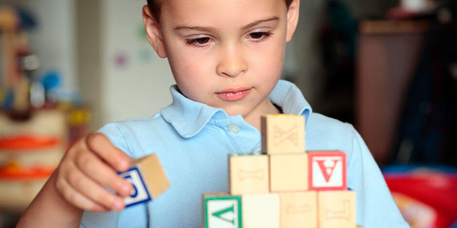 Imagen representando a los niños con autismo durante la crisis del coronavirus