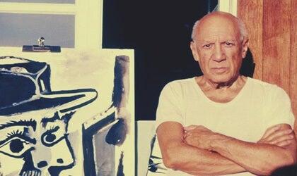 7 geniales frases de Pablo Picasso