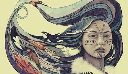 Sedna, un conmovedor mito de los esquimales