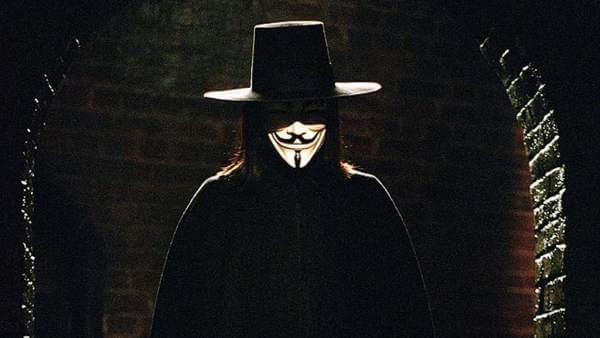 Descubriendo a V, el líder revolucionario en V de Vendetta