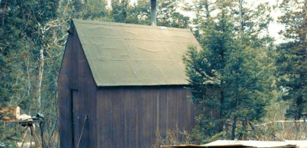 Cabaña de Unabomber