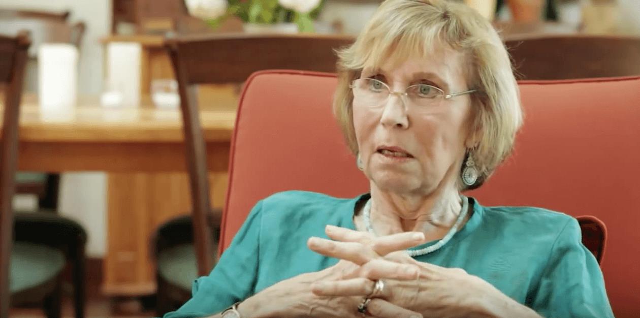 Christina Grof: el aspecto espiritual de la naturaleza humana