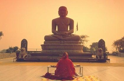 Así manejan los budistas la crisis del coronavirus