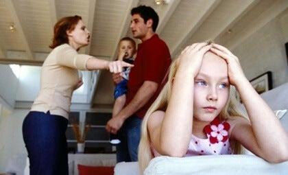 Cuando te avergüenzas de tu familia