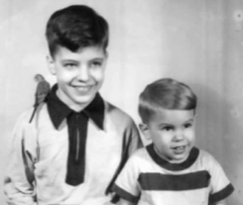 Unabomber y su hermano