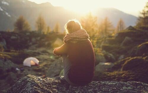 Dedicar tiempo a estar bien contigo mismo también es salud
