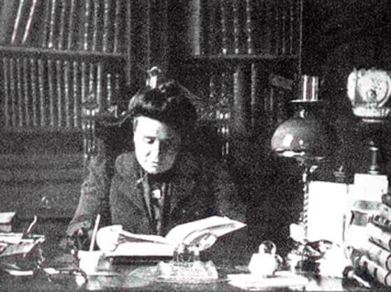Dolores Aleu Riera, la primera mujer española licenciada en medicina