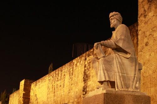 Estatua de Averroes