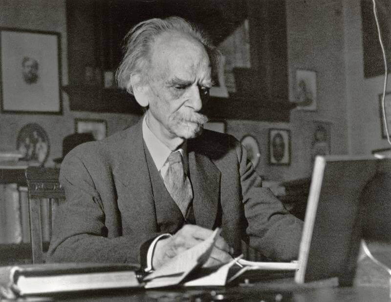 Franz Boas de mayor