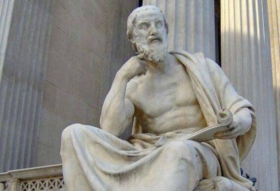 Heródoto, biografía del primer historiador y antropólogo