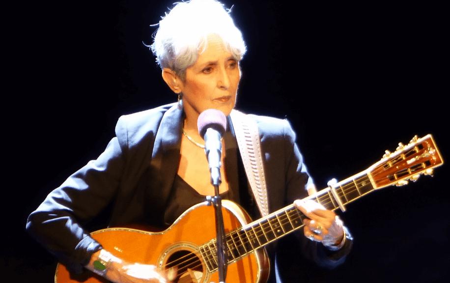 Joan Báez, biografía de una cantante y activista social